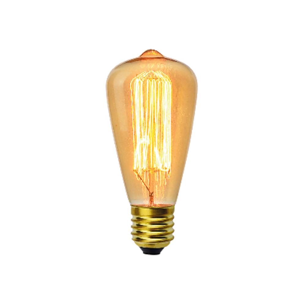 VITO - Декоративна филаментна лампа Decoart ST64 40W VT 1010940