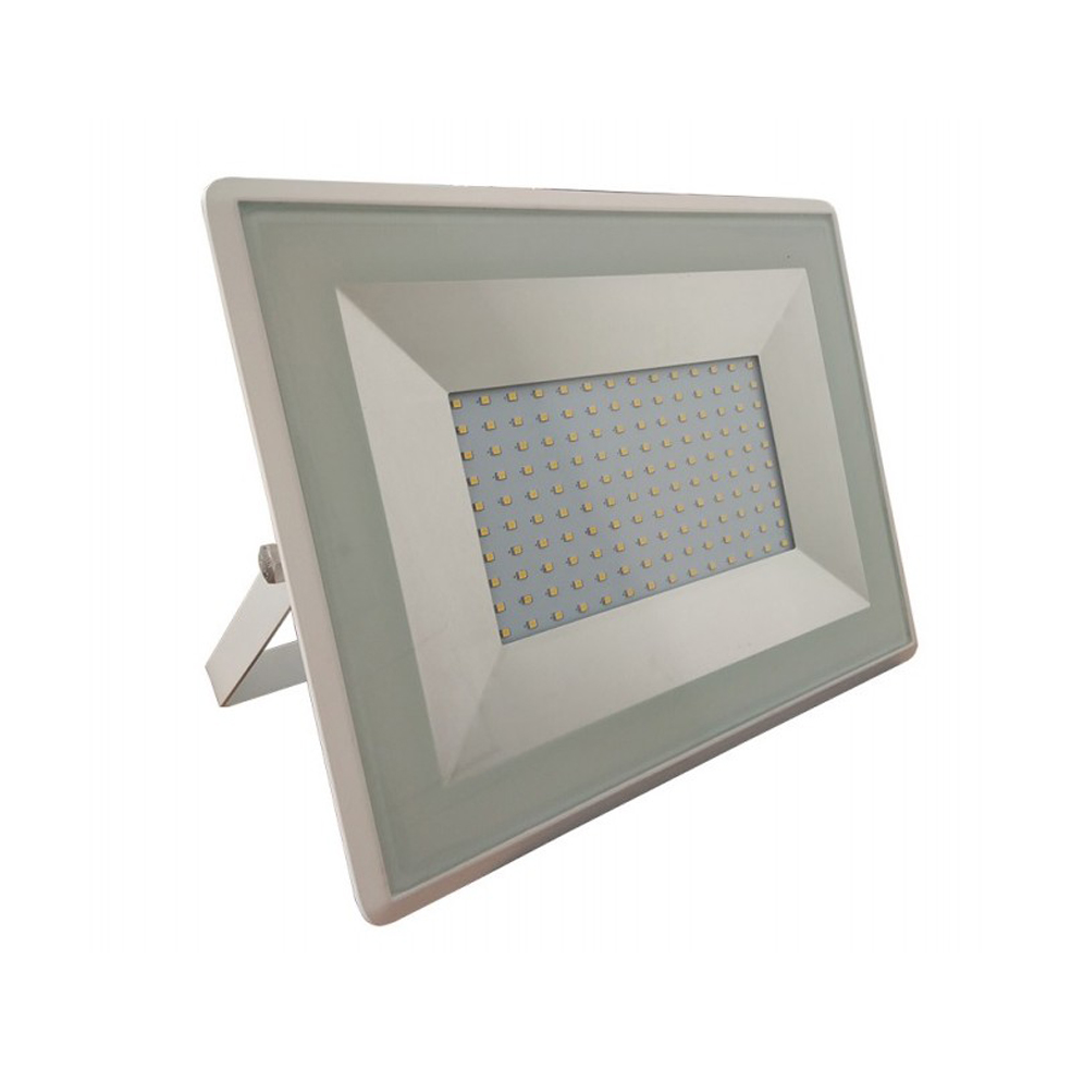 V-TAC - 100W LED Прожектор E-Series Бяло 3000K SKU: 5967 VT-40101, 4000K-5968, 6000K-5969