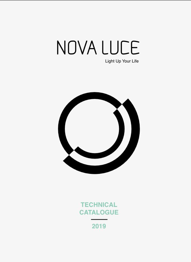 Nova Luce Техническо осветление 2019