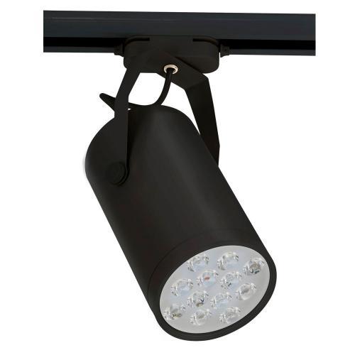NOWODVORSKI - LED прожектор STORE LED  BLACK 6826