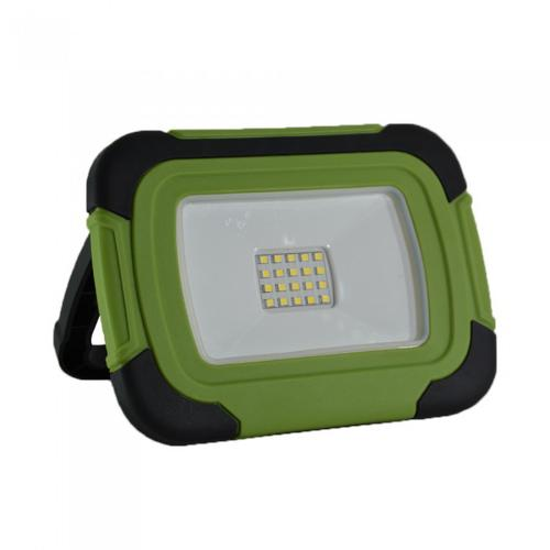 V-TAC PRO - 10W LED Прожектор SAMSUNG ЧИП Презареждаем IP44 6400K SKU: 503 VT-10-R