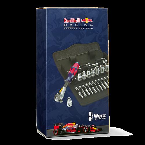 WERA - 8100 SA 6 Вложки с тресчотка и накрайници комплект 1-4