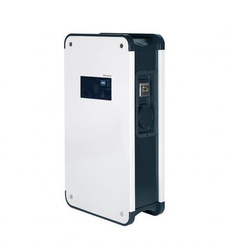 LEGRAND - 059043 Зарядна станция метална 7,4KW, IP55 едностранна