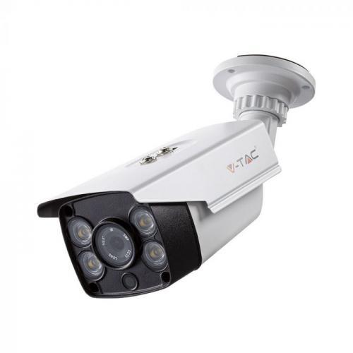 V-TAC - 1080P IP Охранителна Камера Универсална Цветна 2.0MP Bullet SKU: 8479 VT-5136
