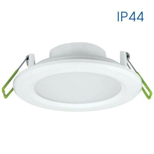 VIVALUX - Влагозащитена LED луна за вграждане TOP LED 15W WH/CL 4000K VIV003554