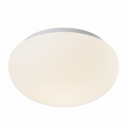 MAYTONI - LED Луна за вграждане бяла влагозащитена  Plastic  DL297-6-6W-W