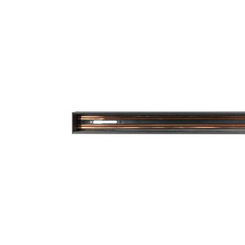V-TAC - Релса за Вграждане Магнитен Осветител Черна 1м SKU: 7951