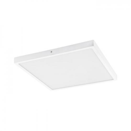 EGLO - ПЛ LED панел 27W 3200lm 3000K 600X600 димер.бяло 'FUEVA 1' 97282