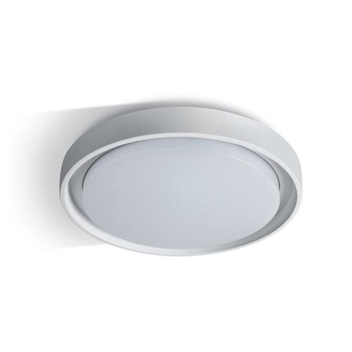 ONE LIGHT - Плафониера LED 30W 3000K IP54 бяла 67384/W/W