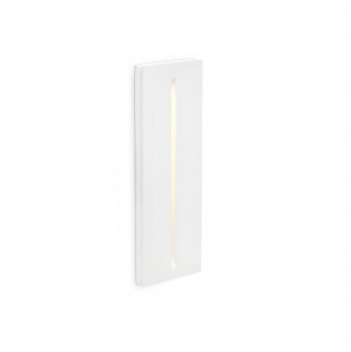 FARO - LED панел за вграждане  1W  бял PLAS-2 LED 63282
