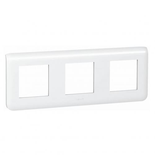 LEGRAND - 78806 Шестмодулна рамка 3х2 Mosaic бяло