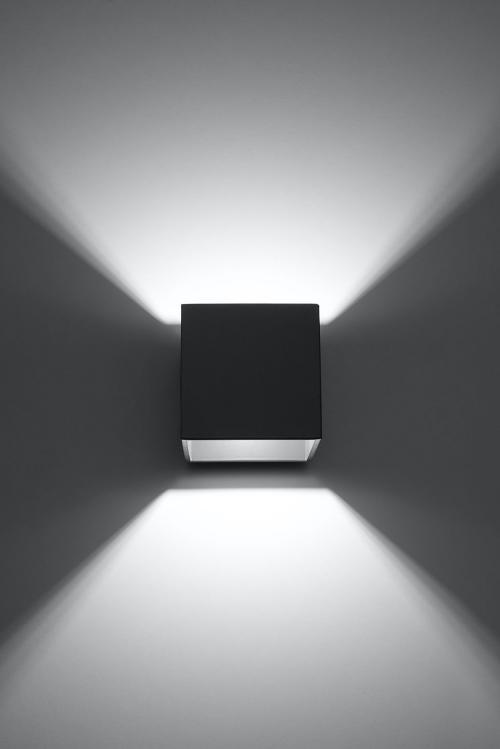 SOLLUX - Аплик  QUAD 1 anthracite  SL.0565