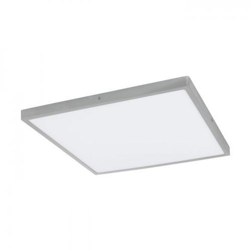 EGLO - ПЛ LED панел 25W 2900lm 4000K 500X500 димер.сребро 'FUEVA 1' 97278