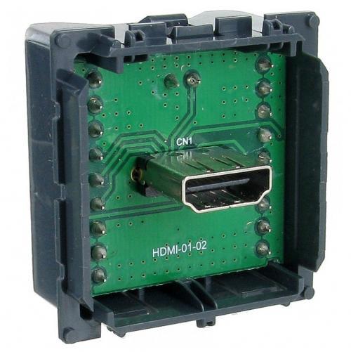 LEGRAND - HDMI аудио/видео розетка Celiane 67317
