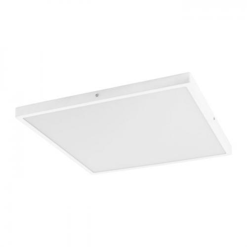 EGLO - ПЛ LED панел 25W 2700lm 3000K 500X500 димер.бяло 'FUEVA 1' 97273