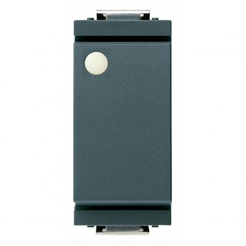 VIMAR - 17003 Ключ девиаторен 1 модул 16А сив IDEA