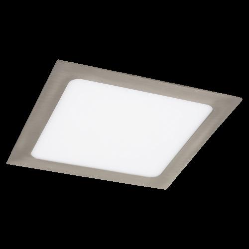 RABALUX - LED Панел квадрат Lois 5583 18W 3000K матиран хром