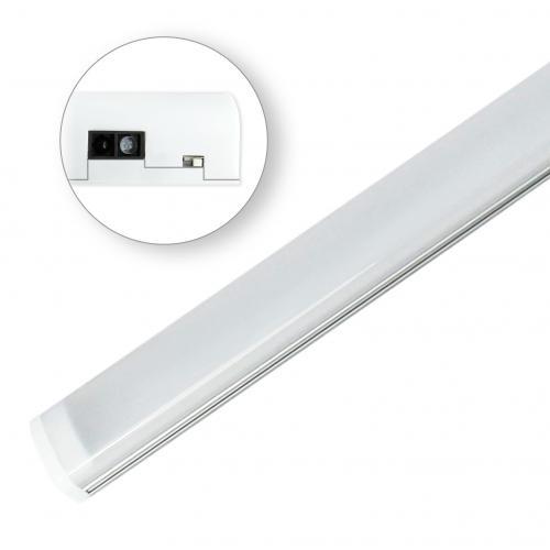 COmmel - Осветително тяло LED 5.5W със сензорен ключ 4000K 400lm IP20 525мм дължина Commel 406-502