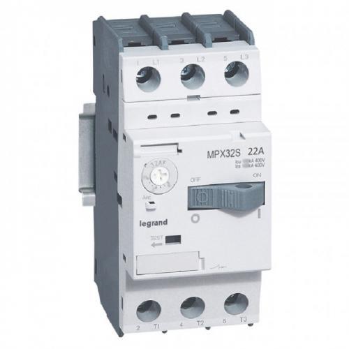 LEGRAND - Моторна защита 3P 14-22A тип MPX3 32S 417313