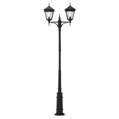 REDO GROUP - Уличен стълб HEIDELBERG 9224 ST331 E27 2X160W IP44