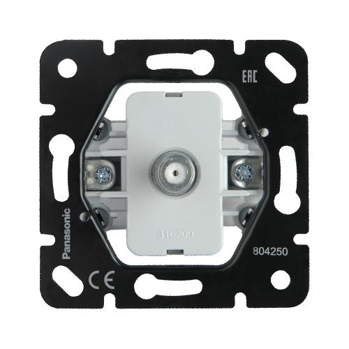 PANASONIC - SAT Socket, Terminated, Mechanism WBTM0458-5NC