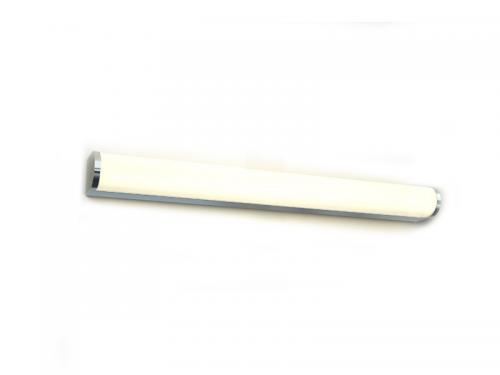 AZZARDO - LED Аплик влагозащетен IP44  PETRA 90 LIN-4003-90-CH / AZ2475