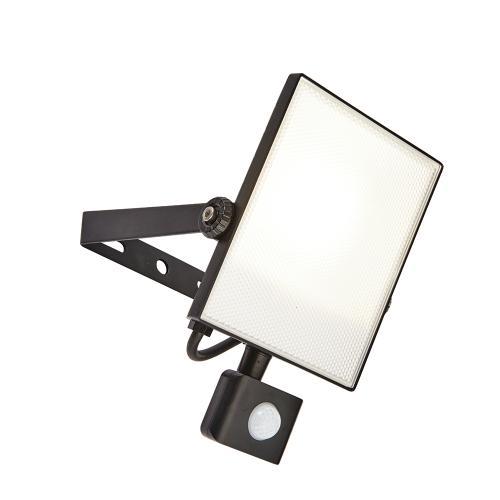 SAXBY - wall luminaire  SCIMITAR pir  73456 LED 30W, 2400LM, 4000K, IP65