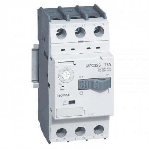 LEGRAND - Моторна защита 3P 11-17A тип MPX3 32S 417312