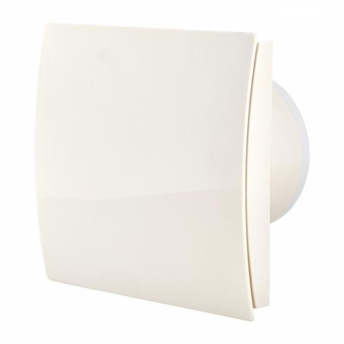 MMOTORS - Вентилатор за баня MM-P/01, екрю, овал