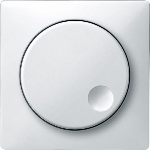 SCHNEIDER ELECTRIC - MTN5250-4019 Лицев панел за ротативен димер полярно бял Antique