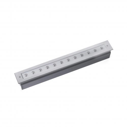 FARO - LED панел за вграждане 22W некел влагозащитен IP67 GRAVA 70447
