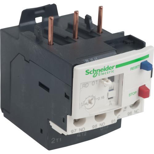 SCHNEIDER ELECTRIC - Термична защита TeSys D 0.1...0.16A LRD01