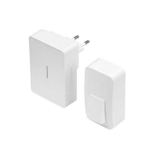 ULTRALUX - RFWDB RF wireless kinetic doorbell