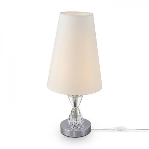 MAYTONI - Настолна лампа FLORERO MOD078TL-01CH  E27, 1X40W
