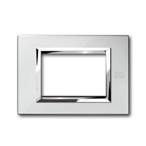 SIMON URMET - 13003.AM Mercury Silver Metal Expi