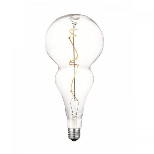ACA LIGHTING - LED крушка димираща IDRIS FILAMENT E27 5W 2700K 350lm DRIS5SWWDIM