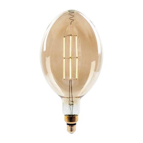V-TAC - LED Крушка 8W Прав Filament Е27 BF180 Димираща 2000К SKU: 7464 VT-2178D
