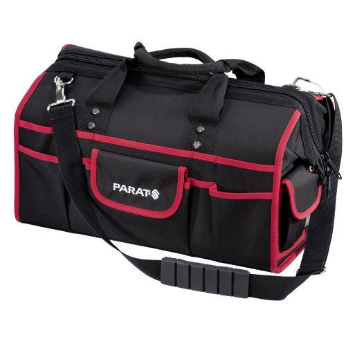 PARAT - Чанта за рамо с цип BASIC Softbag M за 33 инструмента с усилено пластмасово дъно 5990832991