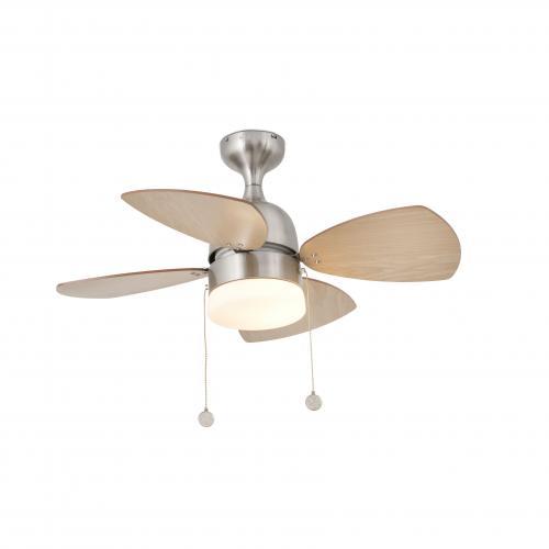 FARO - Таванен вентилатор със осветление MEDITERRANEO 33706