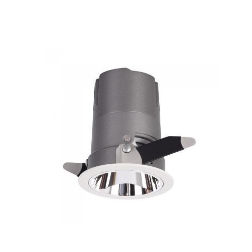 V-TAC - 6W LED COB Hotel Downlight CRI>95 4000K SKU: 1480 VT-2907