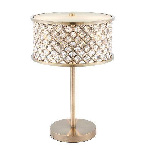 ENDON - настолна лампа HUDSON  72749 E14, 2X40W