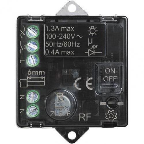 BTICINO - Микромодул Smart за управление на осветление до 300W ЖИЧЕН изисква неутрала Living Now Bticino Netatmo 3584C