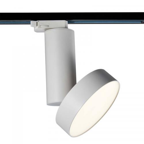 ITALUX - LED Спот алуминий за шина  Futura White TL73021/18W 4000K WH