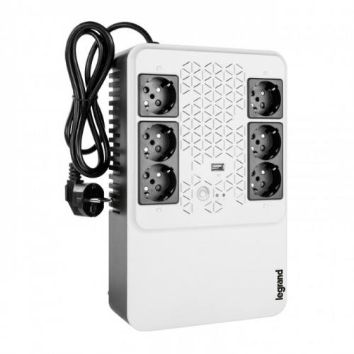 LEGRAND - 310082 Keor Multiplug Монофазен UPS 800VA 480W