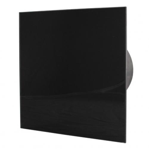 MMOTORS -  Вентилатор за баня MM-P/06 скъкло-черен гланц