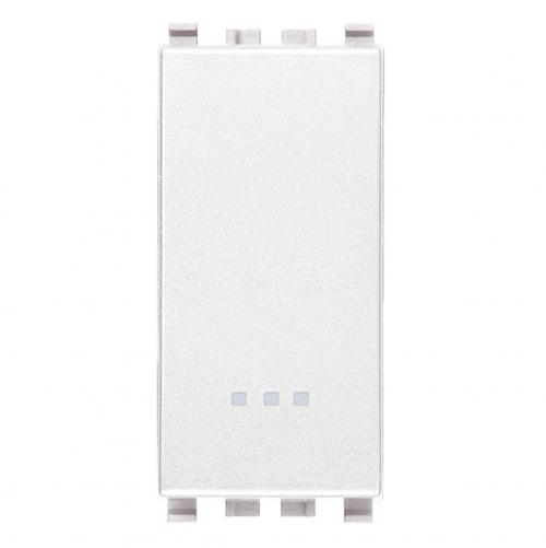VIMAR - 20013.B - Eikon Кръстат ключ 1P 16A бял