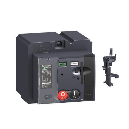 SCHNEIDER ELECTRIC -  Моторен механизъм ComPact MT250 за NSX 220...240Vac LV431541