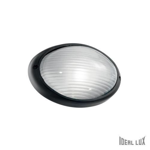 IDEAL LUX - Аплик MIKE AP1 SMALL Nero 061771