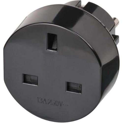 BRENNENSTUHL - 1508530 Travel Adapter GB/Earthed