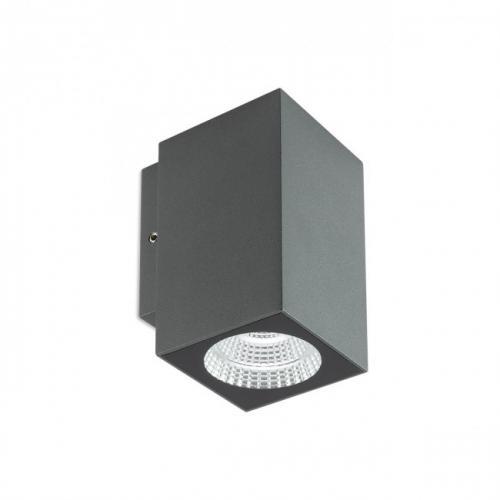 REDO GROUP - Аплик QUAD 90085  AP LED COB 3W IP65 DG 3000K (Sq